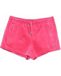 Juicy Couture Shorts & Bermuda Shorts - Pink