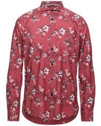 Dstrezzed Shirt - Red