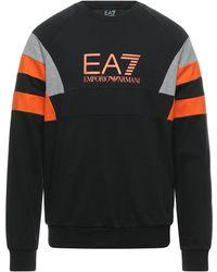 EA7 Sweatshirt - Black