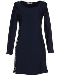 Macchia J - Short Dress - Lyst