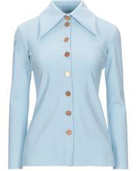 A.W.A.K.E. MODE Camisa - Azul