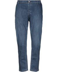 Re-hash Pantalones vaqueros - Azul