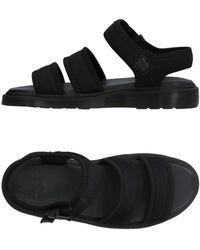 Dr. Martens Sandals - Black