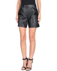 Karl Lagerfeld Bermuda Shorts - Black