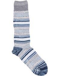 Mr Gray - Short Socks - Lyst