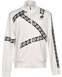 Damir Doma X Lotto Sweatshirt - White