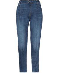 G-Star RAW Denim Trousers - Blue