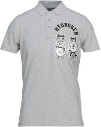Hydrogen Polo Shirt - Grey