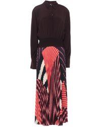 Beatrice B. Vestito lungo - Rosso