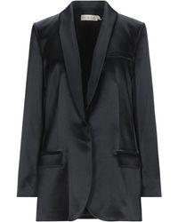 Tory Burch Suit Jacket - Black