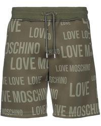 Love Moschino Bermudas - Verde
