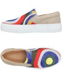 CARLA SAINT-BARTH - Low-tops & Sneakers - Lyst