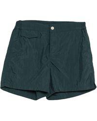 Incotex Swimming Trunks - Green