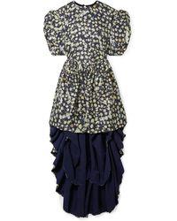 Preen By Thornton Bregazzi Vestido largo - Azul