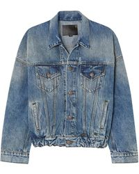 R13 Denim Outerwear - Blue