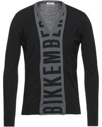 Bikkembergs Pullover - Schwarz