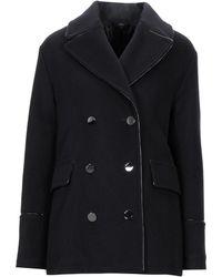 Sealup Coat - Black