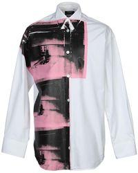CALVIN KLEIN x ANDY WARHOL Hemd - Pink