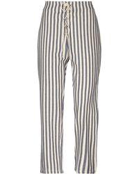 Mes Demoiselles Casual Trousers - Blue