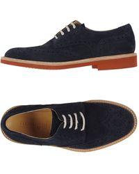 Florsheim Lace-up Shoe - Blue