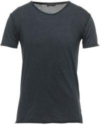 Brian Brome T-shirts - Grau