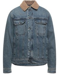 Billabong Denim Outerwear - Blue