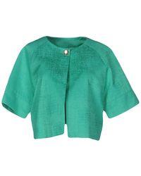 Blumarine Suit Jacket - Green
