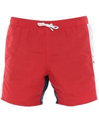 EA7 Swim Trunks - Red