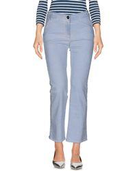 Dorothee Schumacher Denim Pants - Blue