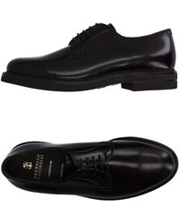 Brunello Cucinelli | Lace-up Shoe | Lyst