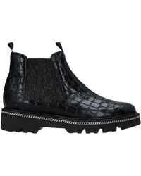 Pertini Ankle Boots - Black