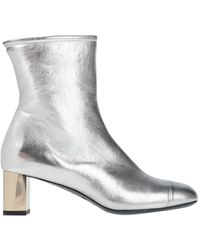 Mulberry Ankle Boots - Metallic