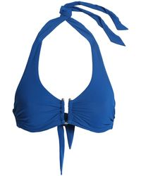 Heidi Klein Bikini Top - Blue