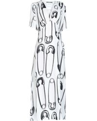 Moschino Long Dress - White