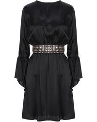 Jijil Short Dress - Black
