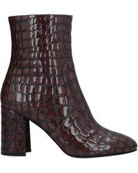 Lella Baldi Ankle Boots - Brown