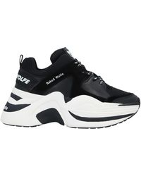Naked Wolfe Low-tops & Trainers - Black