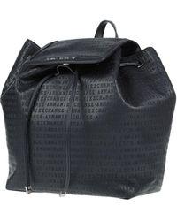 Armani Exchange Sac à dos - Noir