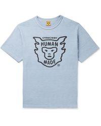 Human Made Camiseta - Azul
