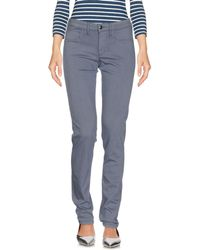 Fred Perry Denim Pants - Blue