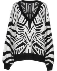 Just Cavalli Sweater - White