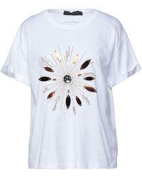 Alessandro Dell'acqua T-shirt - Blanc