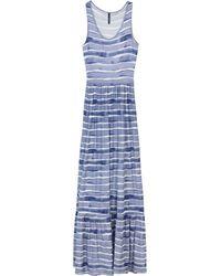 Pepe Jeans Long Dresses - Blue