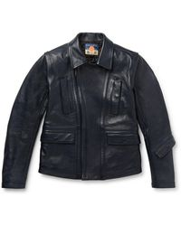 Blackmeans Jacket - Blue