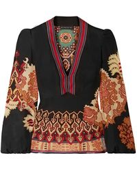 Etro Blouse - Black