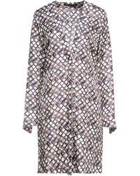 Malloni Short Dress - Natural