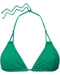 Heidi Klein Bikini Top - Green