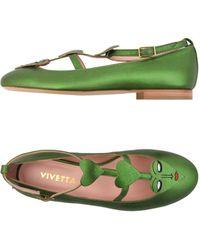 Vivetta Bailarinas - Verde