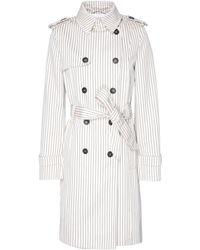 8 by YOOX Overcoat - White