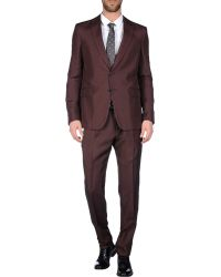 Valentino Suit - Brown